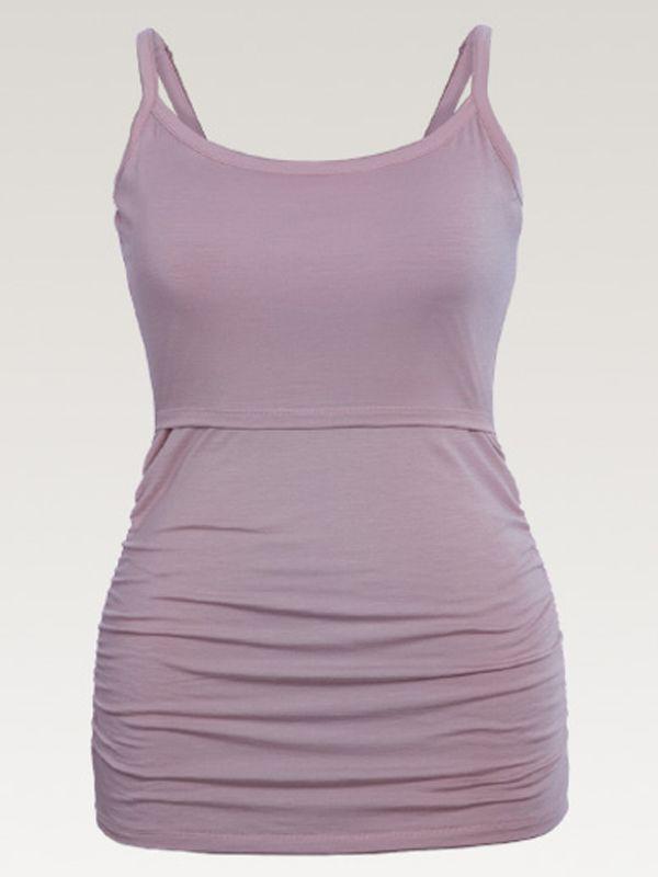 Boob Design Lavender toppi, joka sopii sekä odotus- että imetysaikaan.