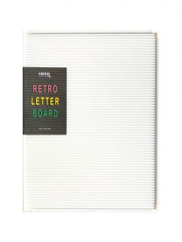 Upea ja monikäyttöinen Letter Board kirjaintaulu / käytävätaulu, johon voit kirjoittaa mietelauseen, viestin, juhlien menun tai to-do -listan. Mitä ikinä haluatkaan! Kirjaintaulun tehtävänä on suloistuttaa sisustusta ja muistuttaa päivittäin kodin tärkeistä asioista!