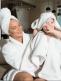 Baby Shower lahja (hiuspyyhe & vauvapyyhe)   LUINLIVING