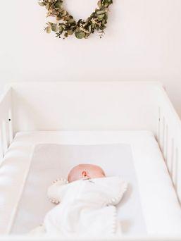 Tuudittava Lullame vauvanpatja 120x60 cm