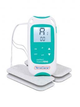 Perfect Mama Tens laite on turvallinen ja tehokas tapa lievittää raskaus- ja synnytyskipuja sekä raskauden jälkeisiä selkäkipuja.