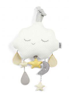 Mamas&Papas Musical toy Cloud on kaunis pilvenmuotoinen musiikkilelu lapselle.