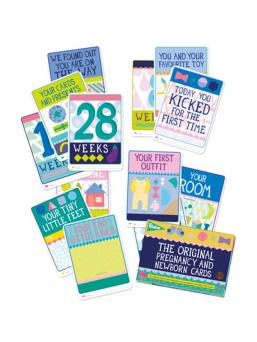 Raskaus ja ensimmäiset viikot - korttipakka | MILESTONE