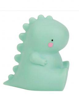 T-rex yövalo, vihreä