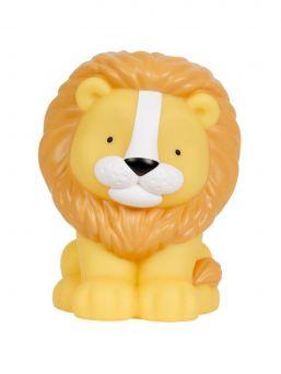 Upea leijona pöytävalo lastenhuoneeseen sisustus- ja yövaloksi.
