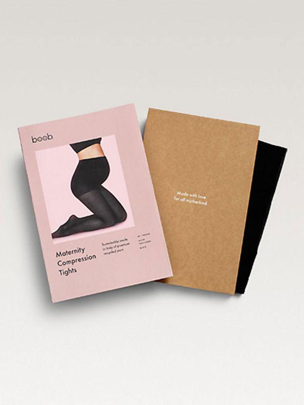 Boob Design raskausajan sukkahousut 40 den  on valmistettu materiaalista, joka tukee ja lisää mukavuutta jaloillesi kun olet raskaana.
