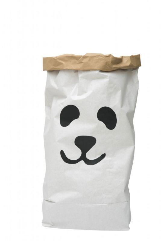 Tellkiddo paperipussi (panda)