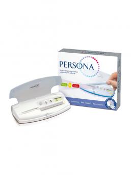 Persona monitori, joka ehkäisee luonnollisesti ilman hormonivalmisteita. Ehkäisymenetelmä luonnollisesti, ei hormonivalmisteita. Tämä takaa sivuvaikutuksettoman olon. Sopii ehdottomasti naisille joilla muut ehkäisymenetelmät tuovat sivuvaikutuksia kuten mielialanvaihteluita, painonnousua tai jatkuvaa verenvuotoa.
