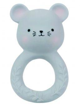 Suloinen ja käytännöllinen A Little Lovely Company purulelu. Auttaa vauvaa kutiavien ikenien kanssa kun hampaita on tulossa. 100% luonnonkumia - turvallinen vauvalle.