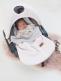 Kevyt lämpöpussi | Baby's Only (rosa)