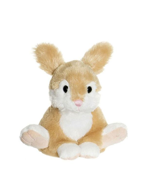 Ihana pieni pehmeä Teddykompaniet Stampe pupu. Pupu on lapsiturvallinen, kaikki sen saumat on testattu sekä materiaalit ovat palamatonta ja myrkytöntä. Pikkupupu on täydellinen lahjaidea pakettiin mukaan.