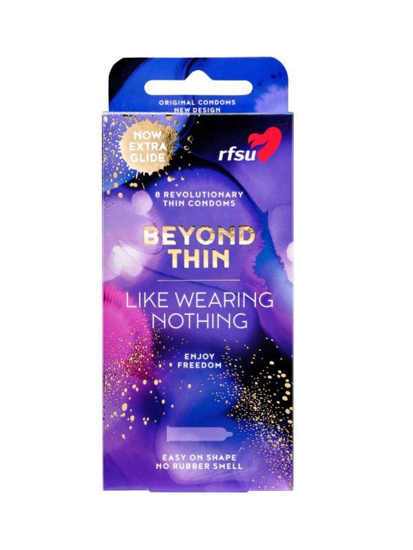 True Feeling kondomi 8kpl