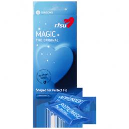Magic kondomi 5kpl