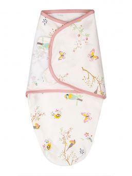 SwaddleMe kapalo 0-3kk (Sakura Bloom, pink)