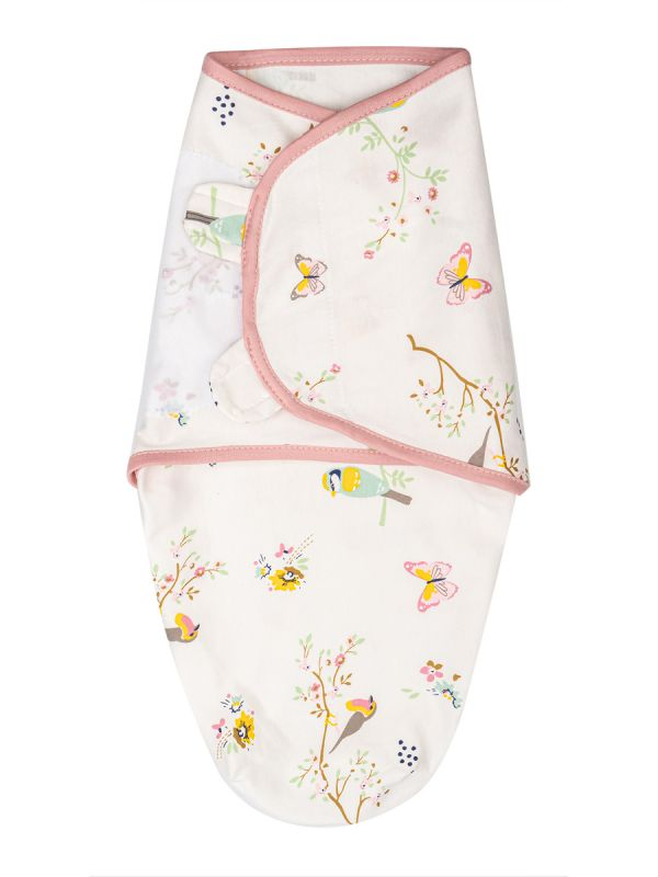 SwaddleMe kapalo 0-3kk (Sakura Bloom, pink)
