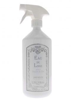 Le Père Pelletier silitysvesi / liinavesi / raikastusvesi helpottaa silittämistä ja pyykkiin jää ihanan pehmeä tuoksu. Tämä ihana tuote helpottaa arkeasi - toimii pika-apuna paitojen ja housujen suoristamisessa.
