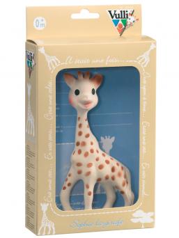 Sophie The Giraffe luomupurulelu