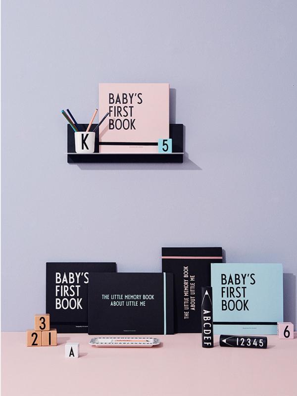 Design Letters Memorybook vauvakirja (turkoosi)