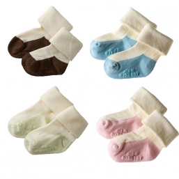 Kaksiväriset sukat - BABYSOY