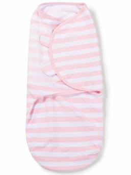 SwaddleMe kapalo 4-6kk (pink stripe)