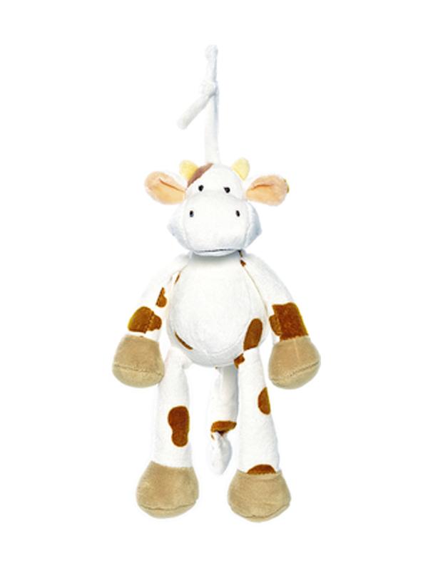 DIINGLISAR eläinsoittorasia | TEDDYKOMPANIET (lehmä)
