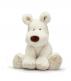 Teddy Cream valkoinen koiranpentu | TEDDYKOMPANIET