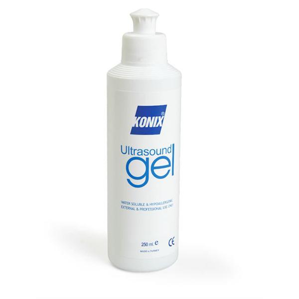 Ultraäänigeeli pullo 250 ml