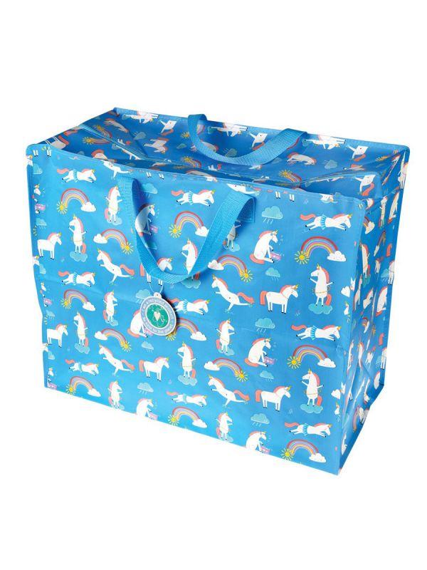 Rex London säilytyskassi, joka sopii hyvin lastenhuoneeseen lelujen säilytykseen. Kassia helppo kuljettaa mukana.