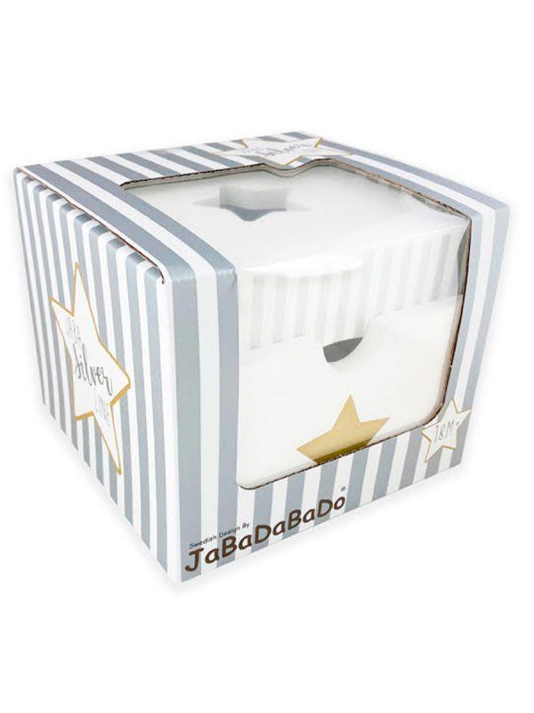 JaBaDaBaDo klassinen puinen palikkalaatikko opettaa lapset erottamaan erilaisia muotoja jo varhain.
