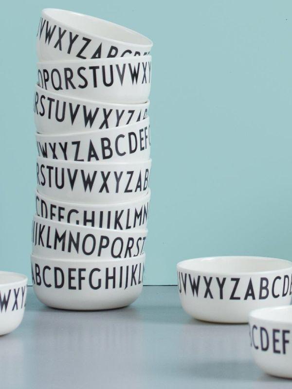 Design Letters melamiini kulho 11 cm