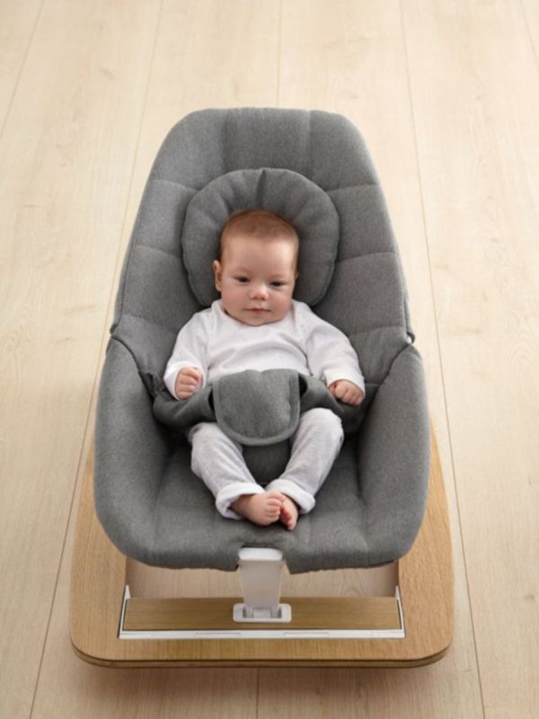 Nest Wooden Cradle 2in1 sitteri vauvalle