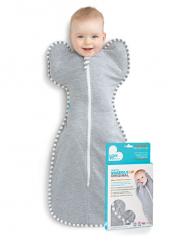 Swaddle UP™ Original- kapalopussi 0-4kk (harmaa)