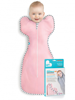Swaddle UP™ Original- kapalopussi 0-4kk (pinkki)