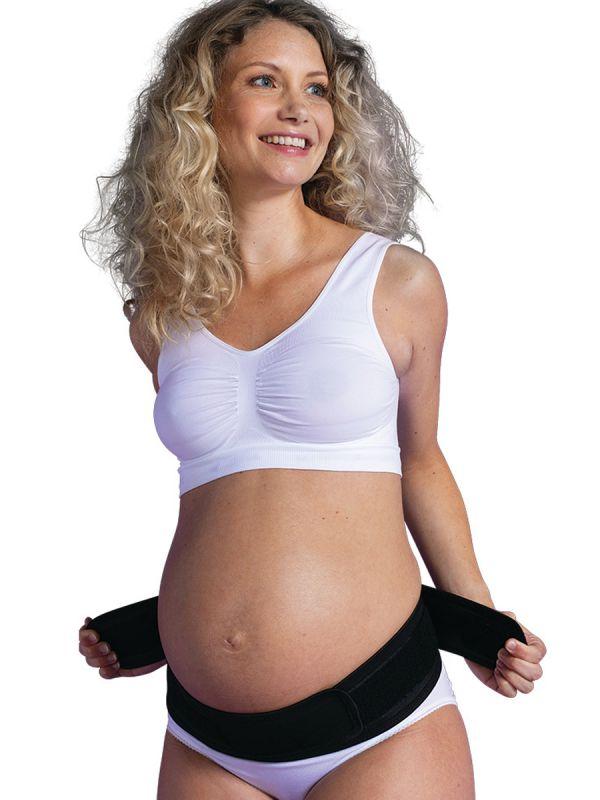 Säädettävä Carriwell tukivyö vähentää huomattavasti tai jopa estää kokonaan raskauden aiheuttamat alaselän säryt tukemalla hellävaraisesti alavatsaa ja mahdollistamalla siten paremman ryhdin.