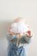Pilvi yövalo (valkoinen)
