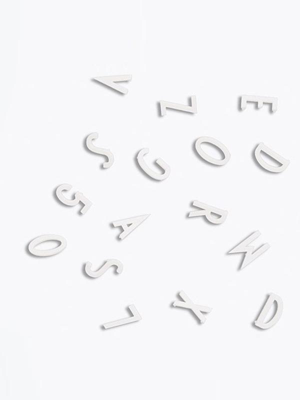 Letter Board kirjaintaulu (kulta)