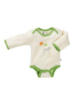 Babysoy body vauvalle (seepra)