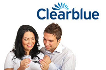 Banneri clearblue testit